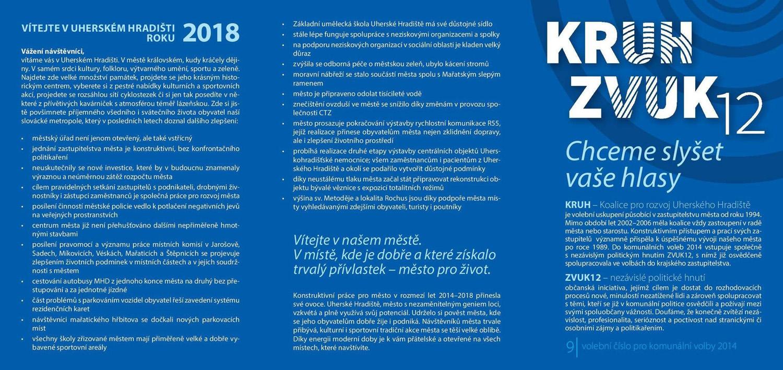Volební program KRUH-ZVUK12 2014